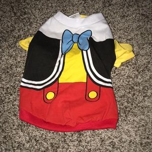 Pinocchio Dog Costume